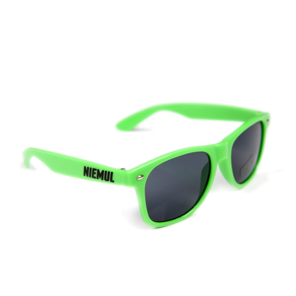 Okulary przeciwsłoneczne Niemul - zielone